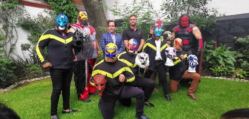 """AAA: """"Copa Revolución"""" en las Fiestas de Octubre en Guadalajara 3"""
