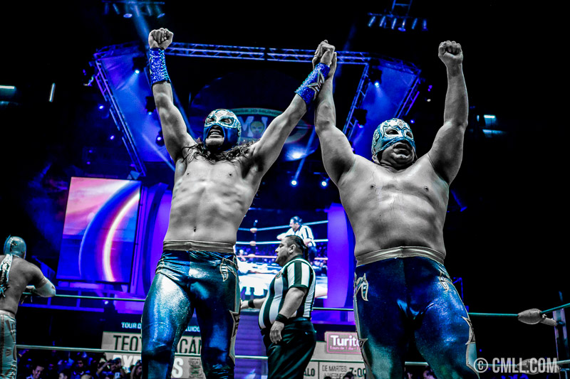 CMLL: Star Jr. y Valiente se llevan la Gran Alternativa 2019 1