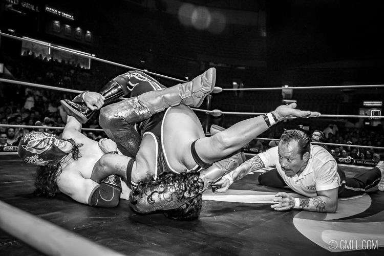 CMLL: Star Jr. es retador de Sansón para Rey del Inframundo 3
