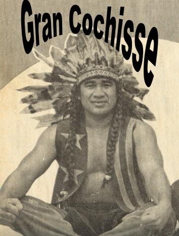 El regreso de Gran Cochise