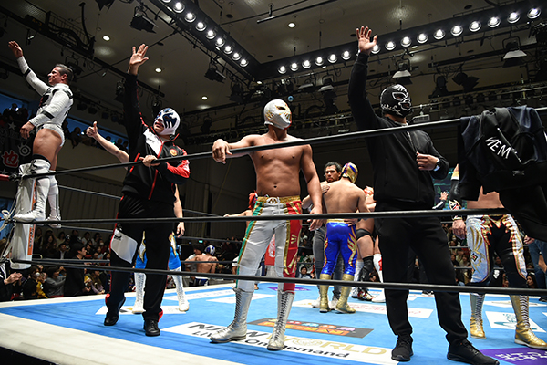 "NJPW/CMLL: Se anuncia ""Fantasticamania 2020"" 1"