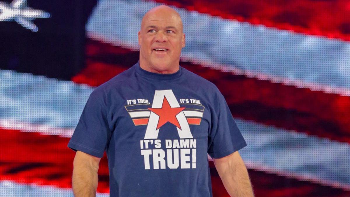 Kurt Angle rechazó la oferta de WWE