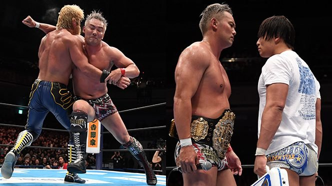 "NJPW: ""King of Pro Wrestling 2019"" Okada e Ibushi retienen 1"