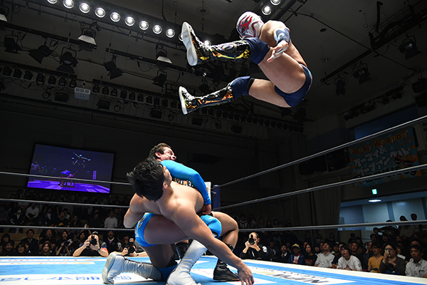 "NJPW: ""Super Jr. Tag League 2019"" Equipo mexicano triunfa 21"