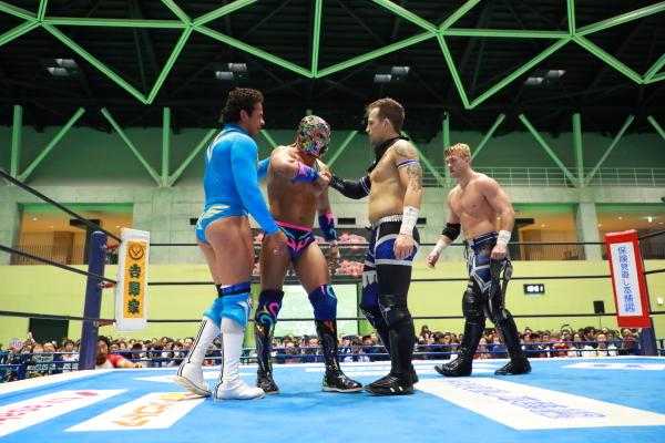 """NJPW: """"Super Jr. Tag League 2019"""" Días 2 y 3 6"""