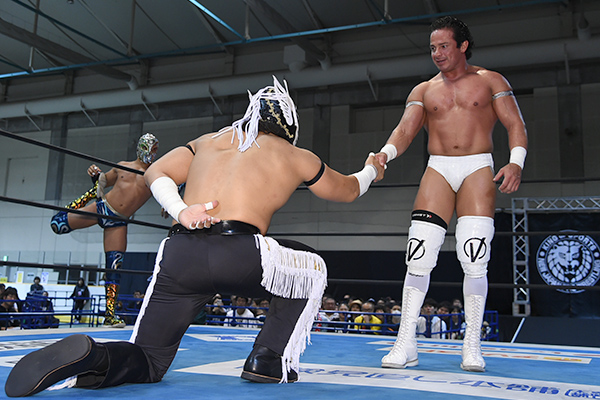 "NJPW: ""Super Jr. Tag League 2019"" Tercer triunfo mexicano 4"