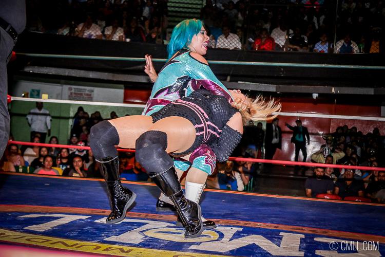CAMPAL: ¿Y el Campeonato Mundial Welter CMLL?
