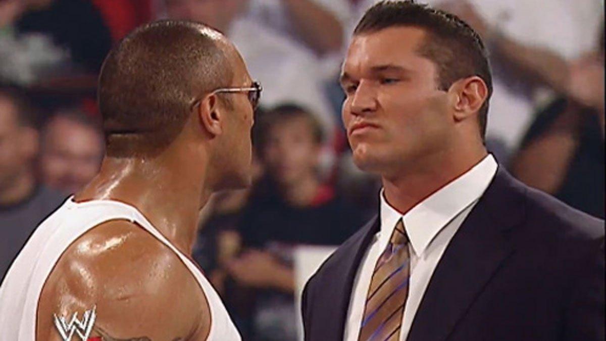 Randy Orton Rock