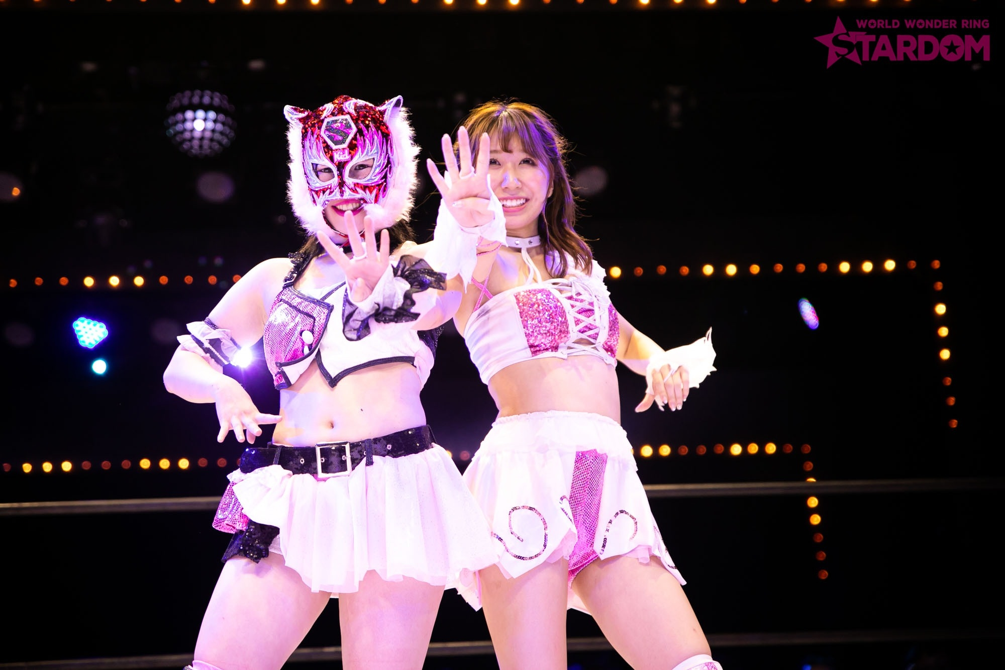"Stardom: ""Goddesses of Stardom Tag League 2019"" Día 1 12"