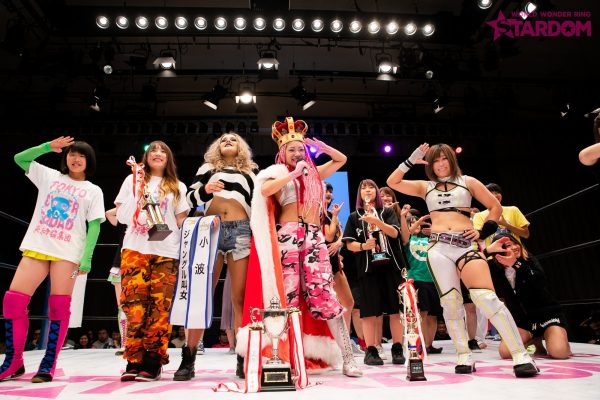 "Stardom:""5*Star GP 2019"" Final- Hana Kimura se lleva la gloria 1"