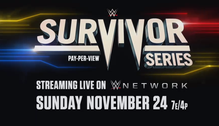 Cartel de Survivor Series 2019