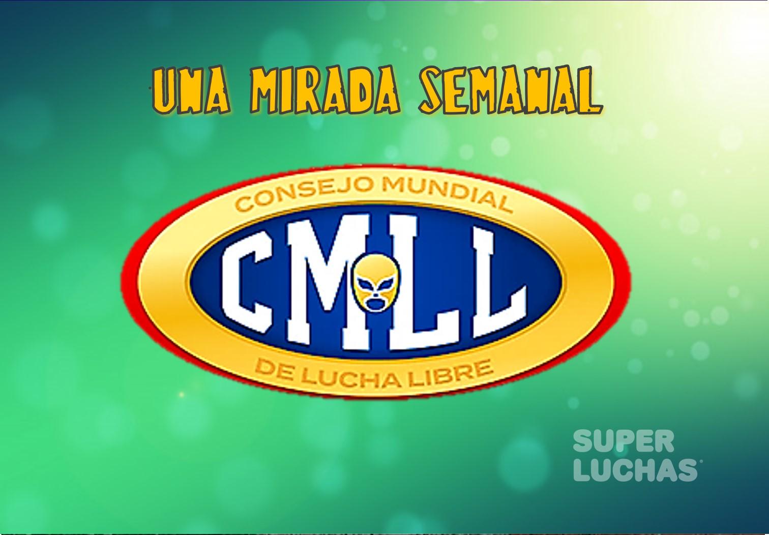 Una mirada semanal al CMLL (del 19 al 25 de diciembre 2019 ) 1