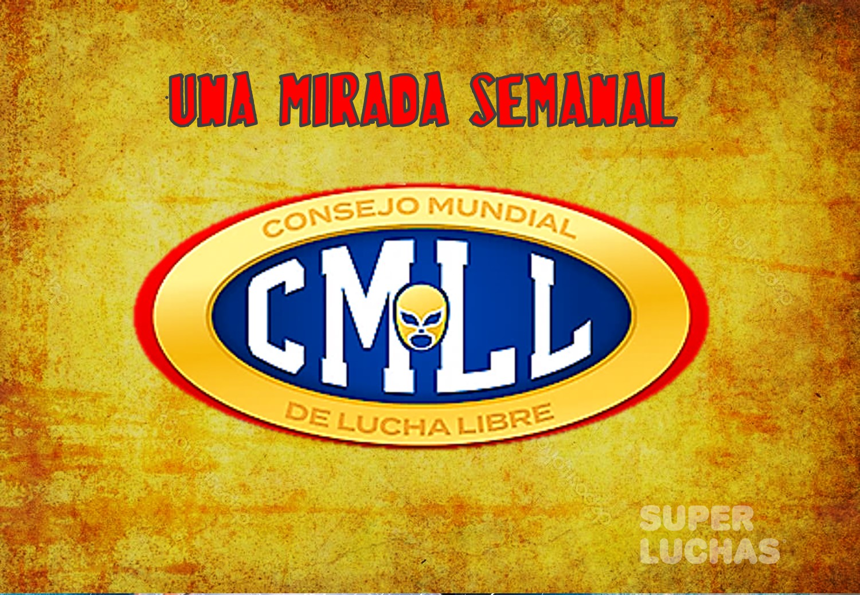 Una mirada semanal al CMLL (del 17 al 23 de octubre de 2019) 1