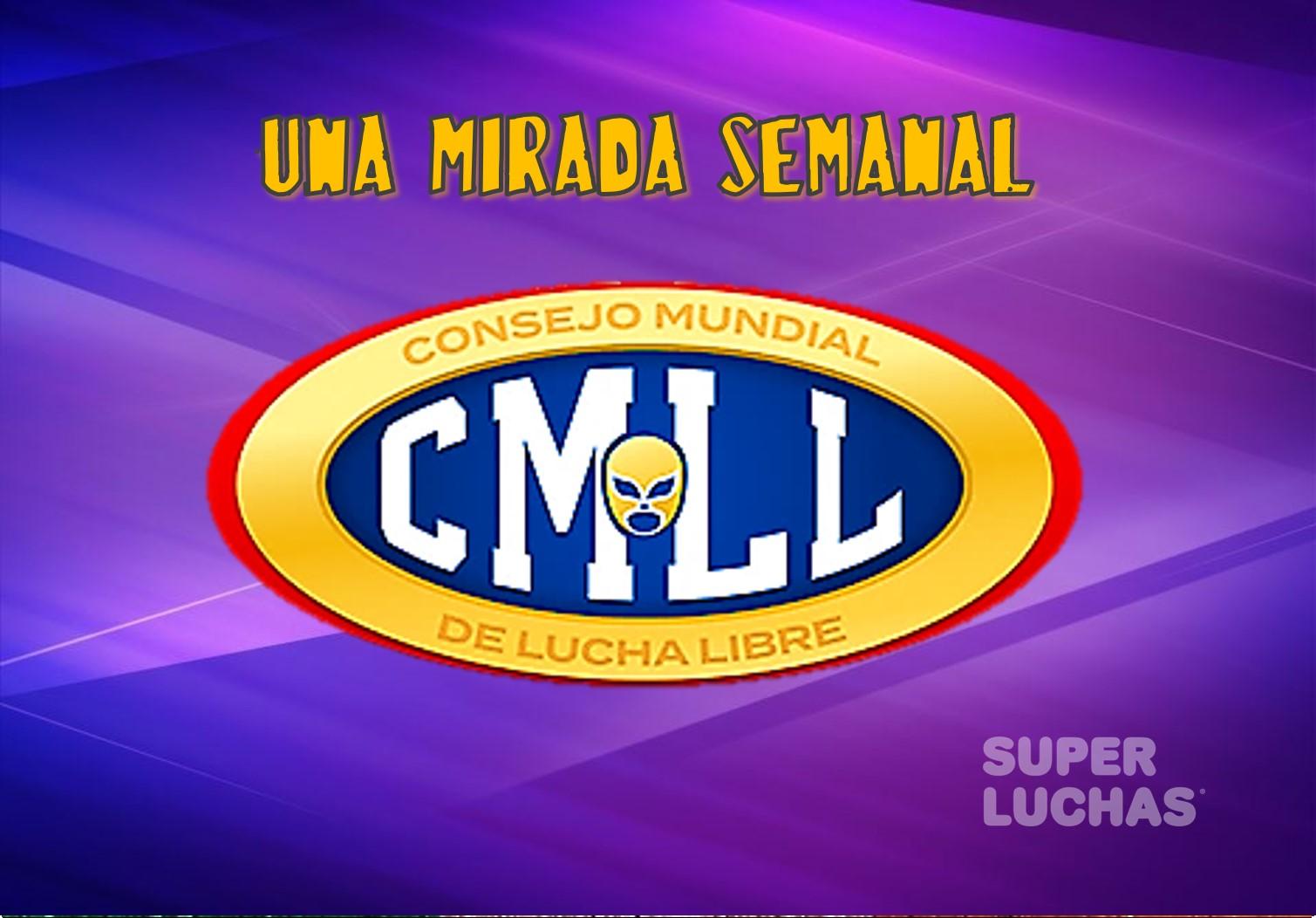 Una mirada semanal al CMLL (del 26 sep. al 2 oct. de 2019) 2