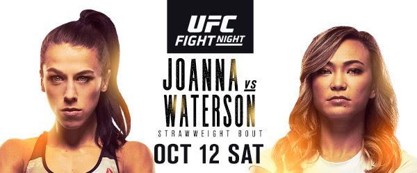 Resultados UFC Tampa: Joanna Jedrzejczyk vapuleó a Michelle Waterson 5