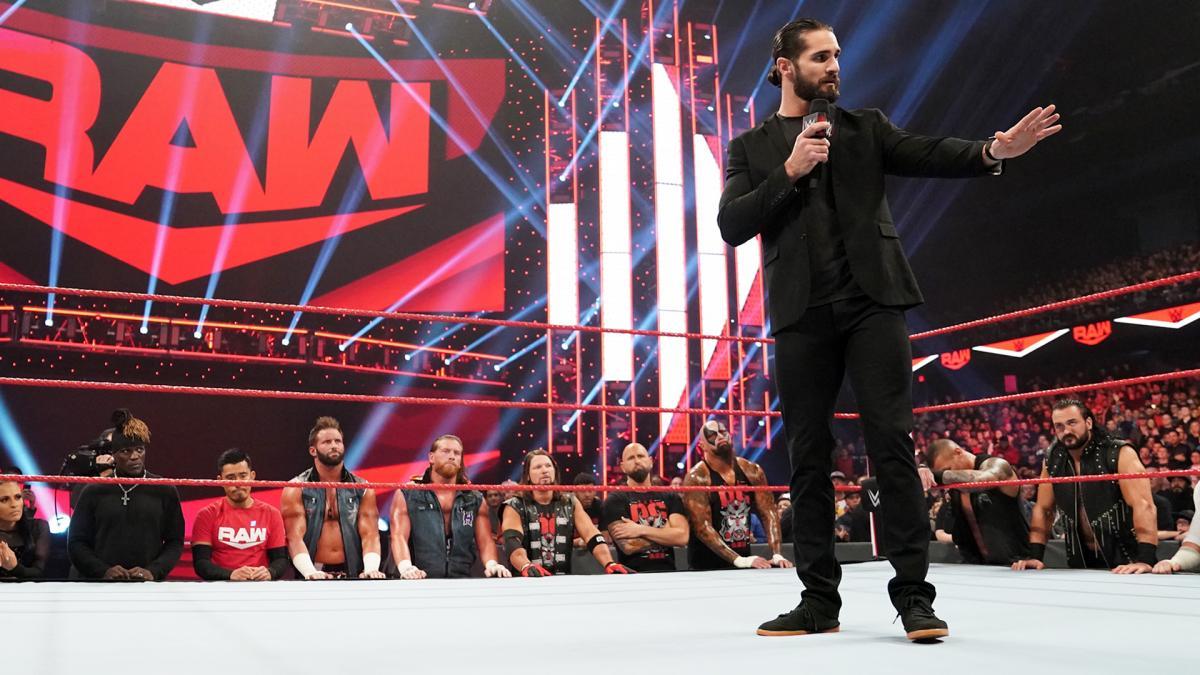 Seth Rollins dará un sermón en Raw