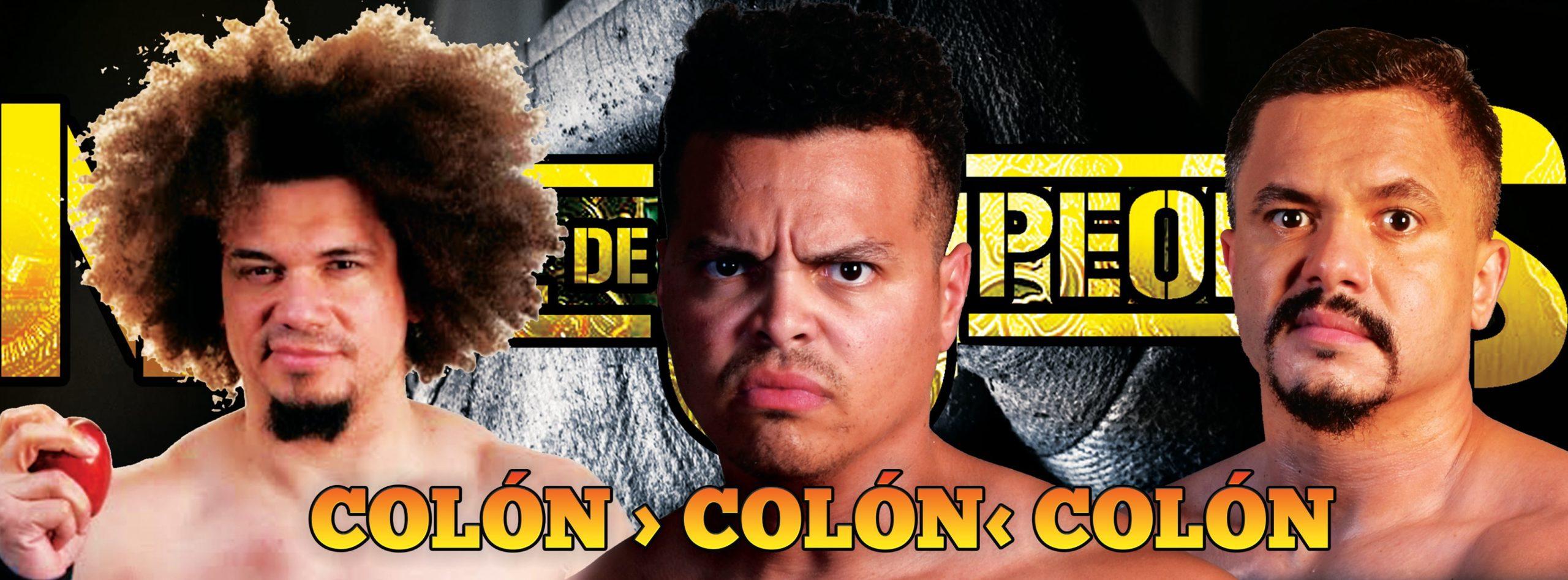 Noche de Campeones: Carlito Caribbean Cool vs Epico vs Primo por el Campeonato Universal 2