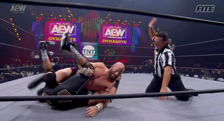AEW Dynamite 6 de noviembre 2019