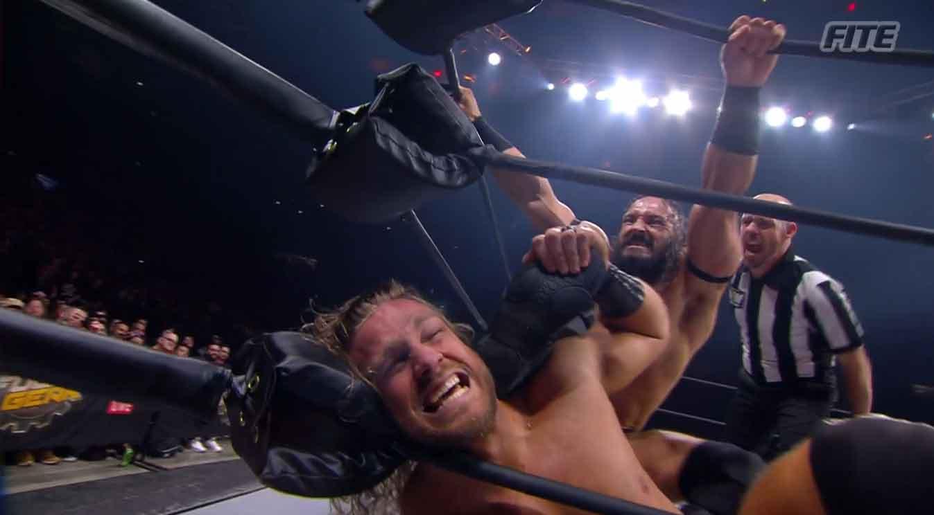 AEW FULL GEAR (9 de noviembre 2019)   Resultados en vivo   Chris Jericho vs. Cody 29