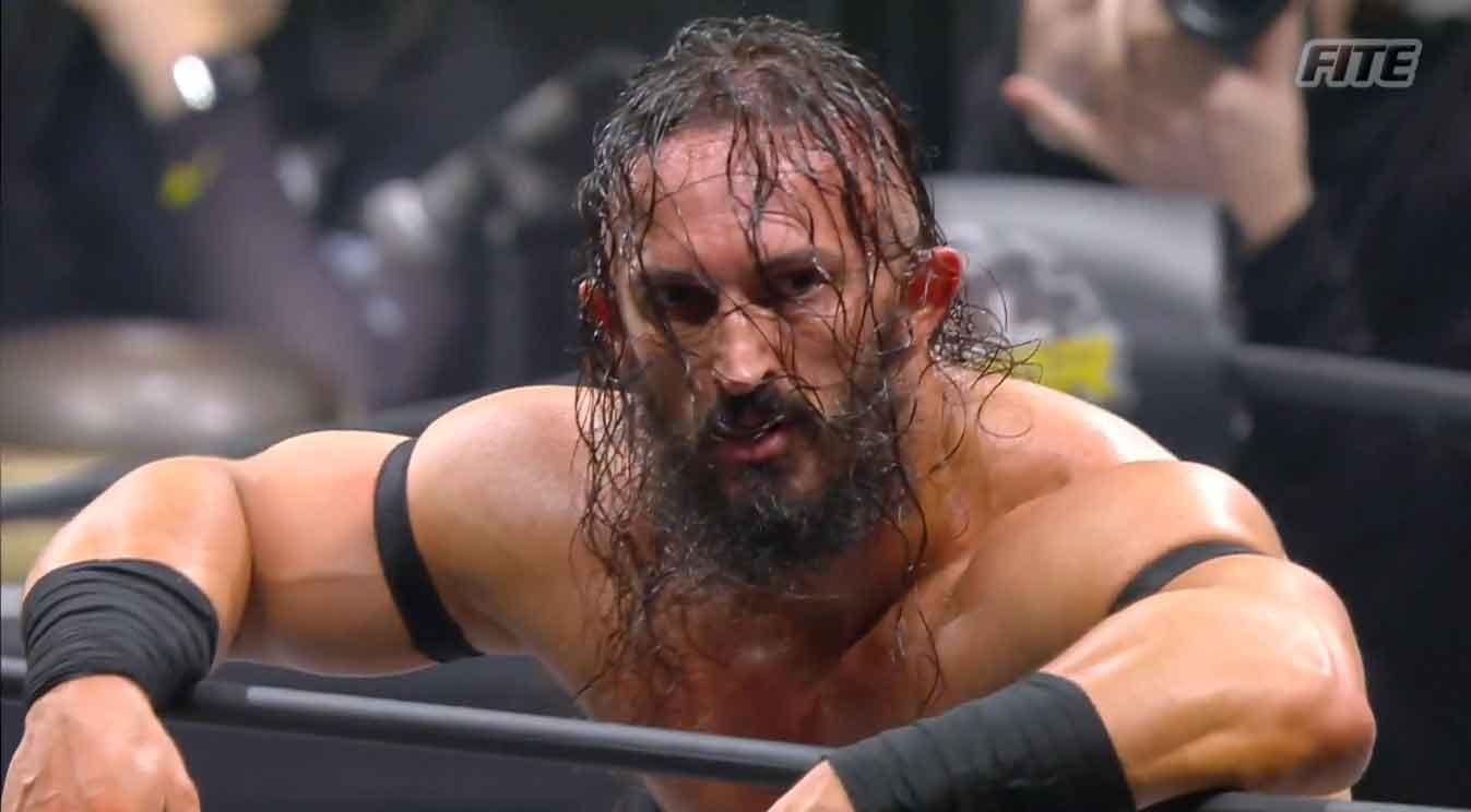 AEW FULL GEAR (9 de noviembre 2019)   Resultados en vivo   Chris Jericho vs. Cody 31
