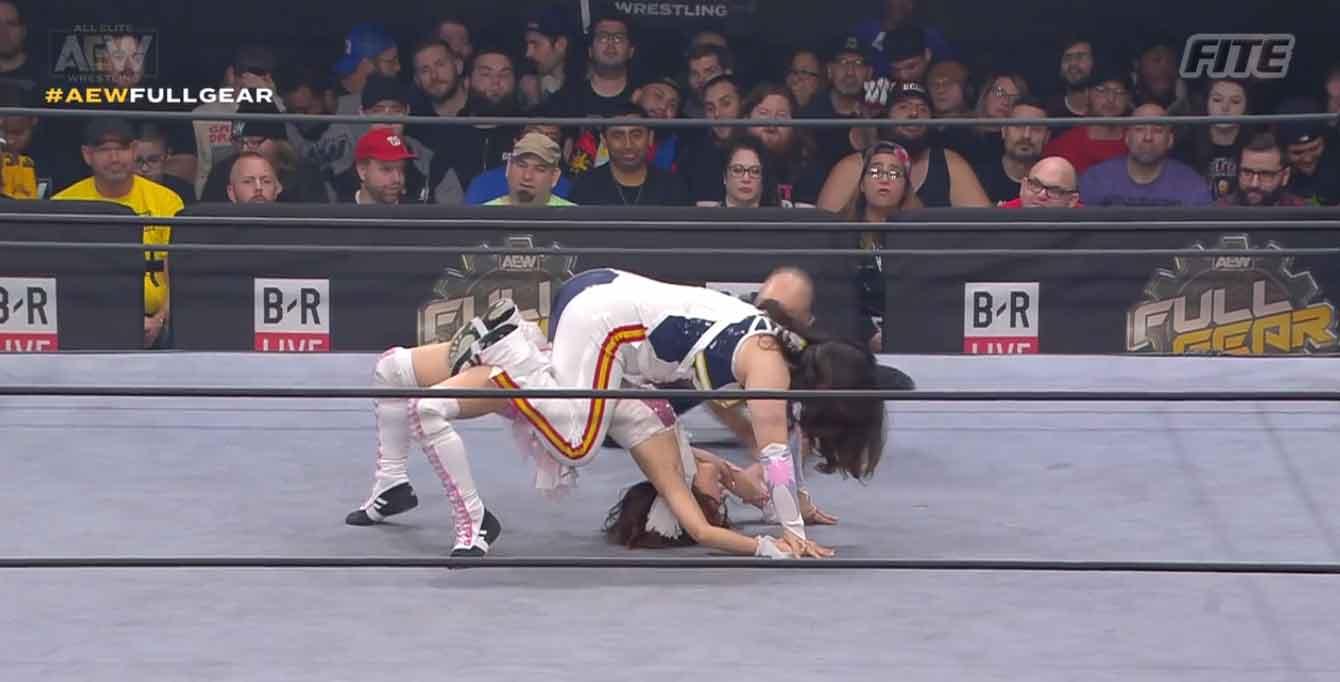 AEW FULL GEAR (9 de noviembre 2019)   Resultados en vivo   Chris Jericho vs. Cody 56