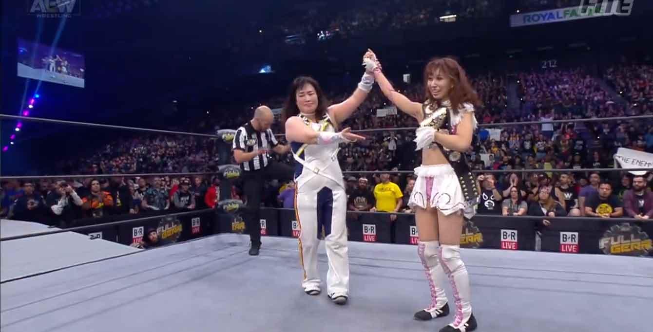 AEW FULL GEAR (9 de noviembre 2019)   Resultados en vivo   Chris Jericho vs. Cody 66