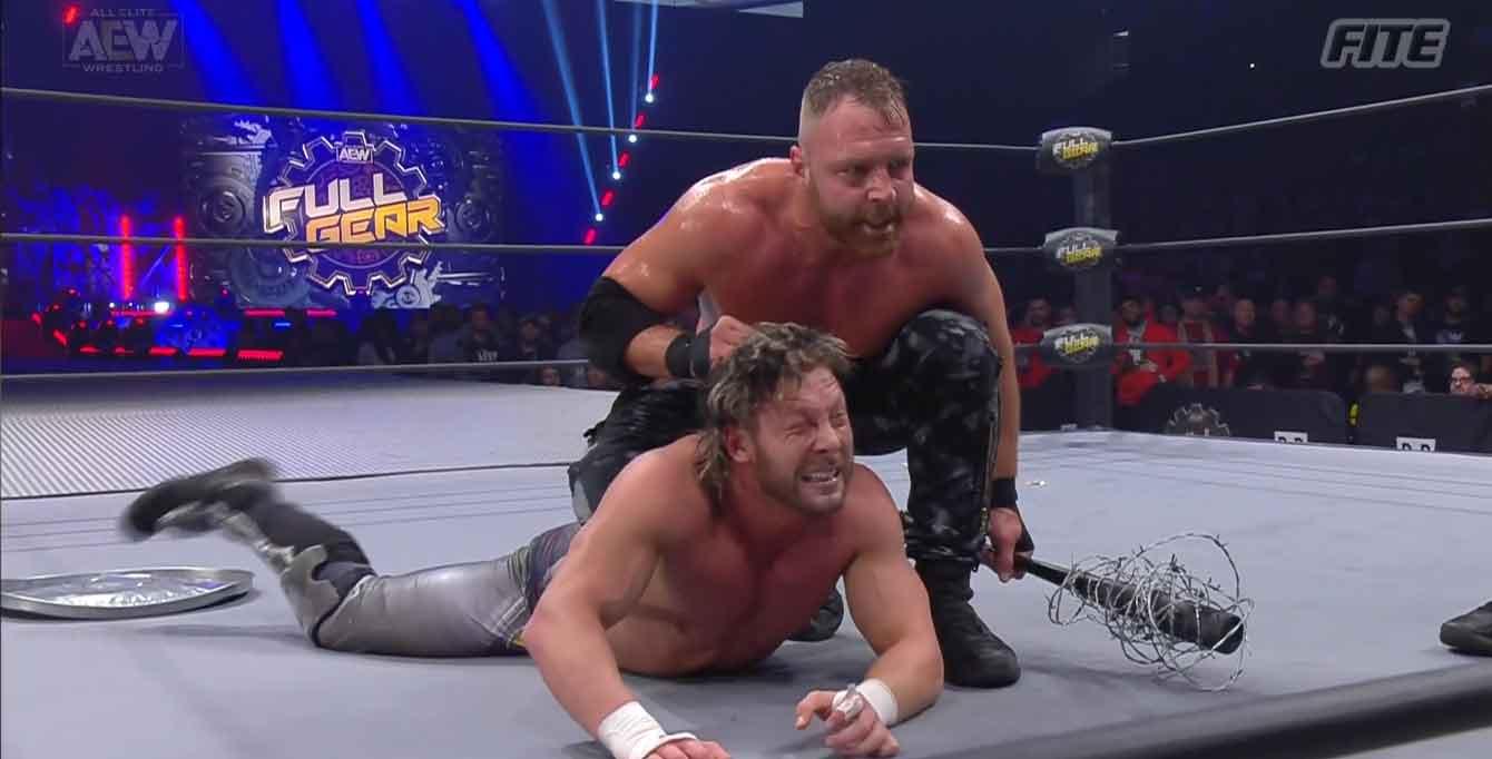 AEW FULL GEAR (9 de noviembre 2019)   Resultados en vivo   Chris Jericho vs. Cody 94