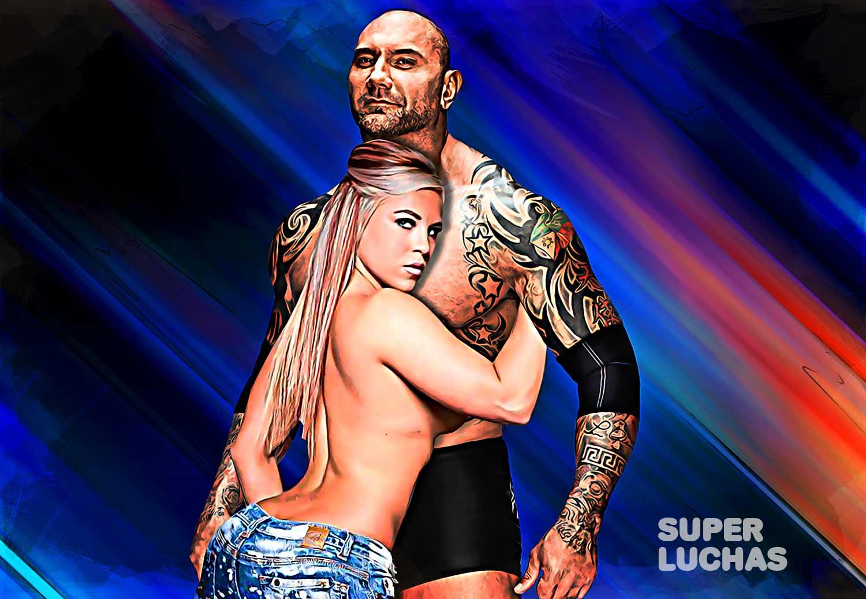 ¿Cómo conoció Dana Brooke a Batista?