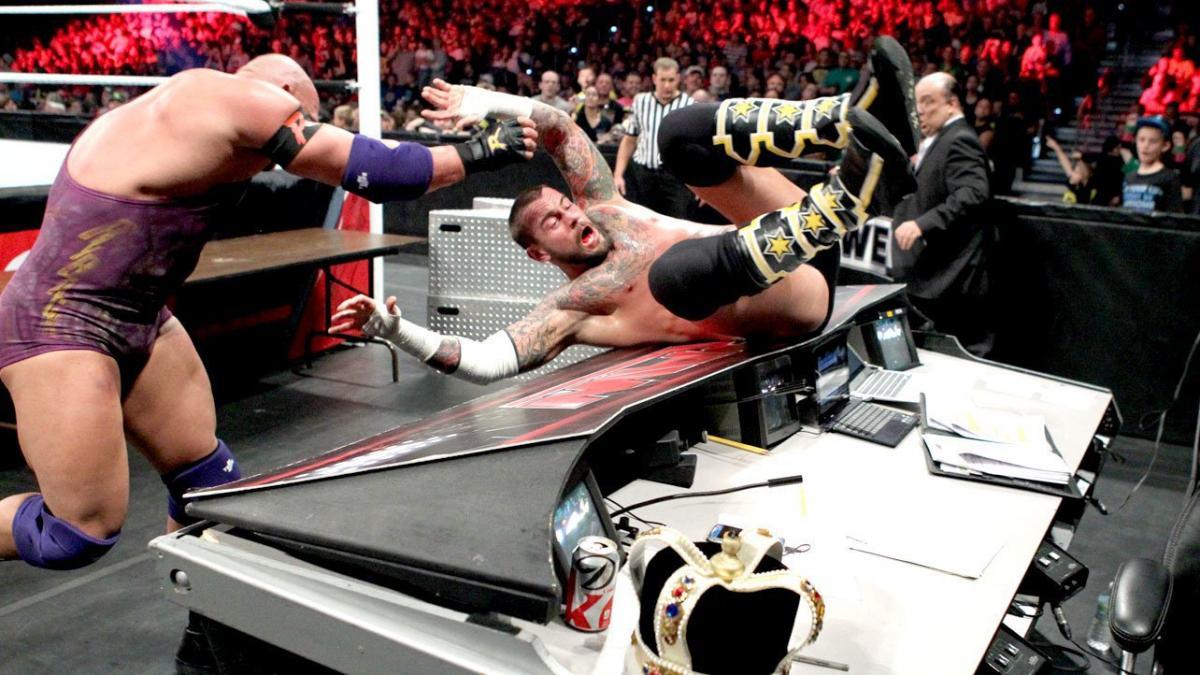 CM Punk en WrestleMania
