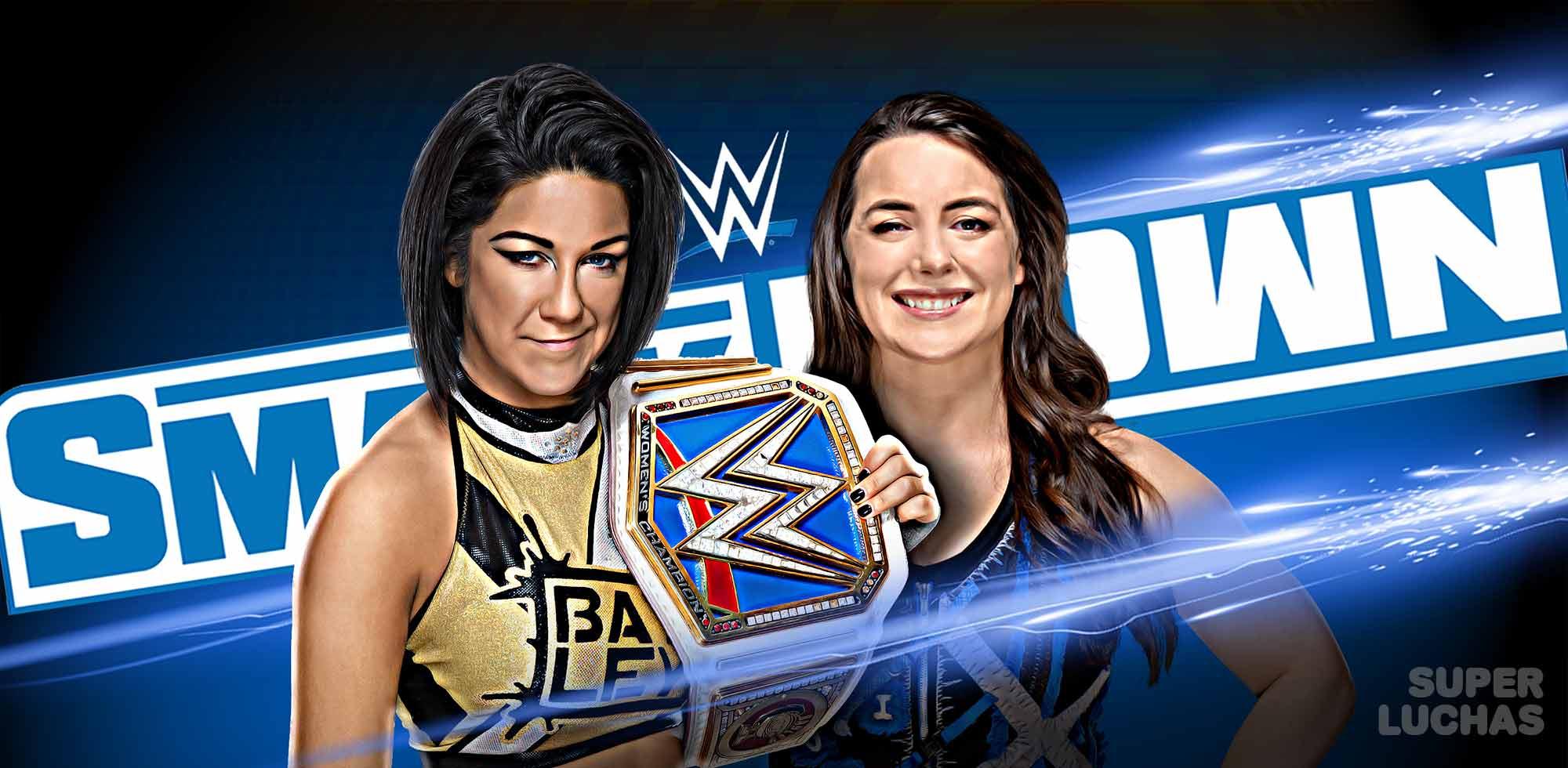 Resultados SmackDown 1 de noviembre 2019