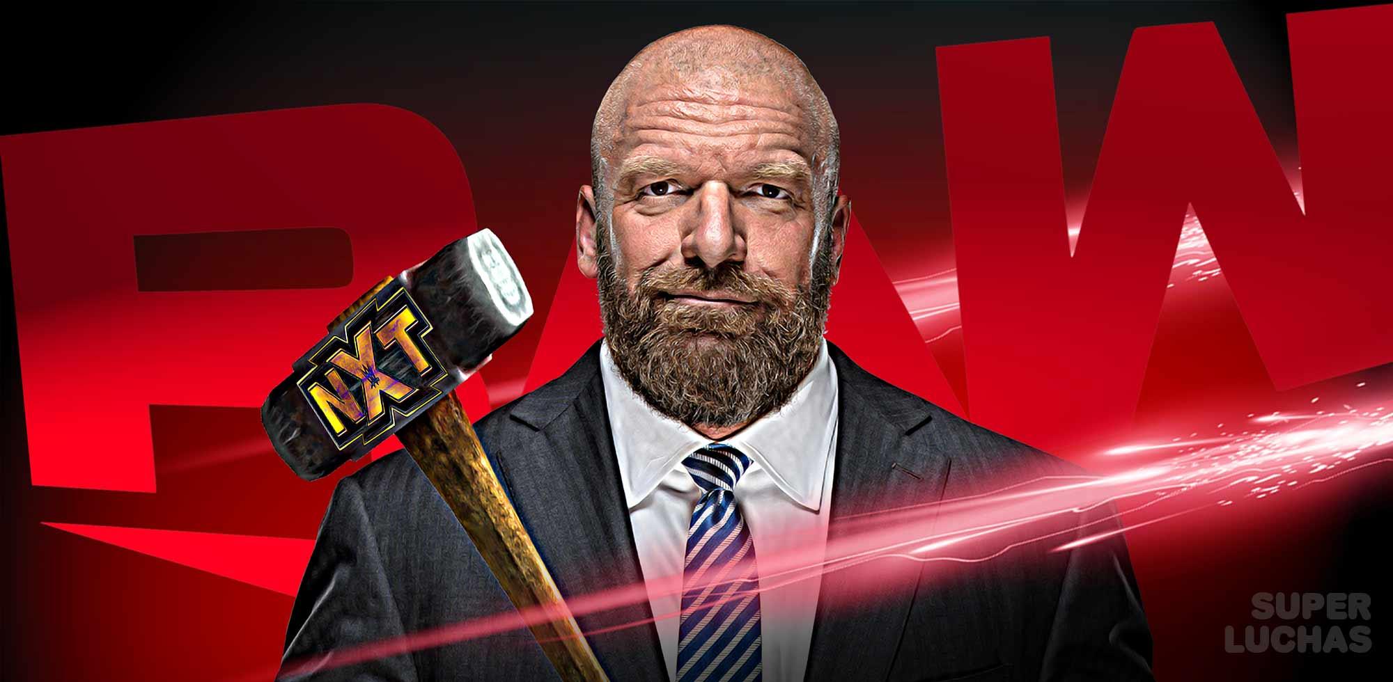 Resultados Monday Night Raw 4 de noviembre 2019