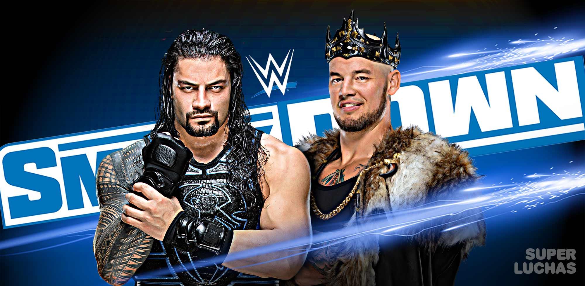 Resultados SmackDown 8 de noviembre 2019