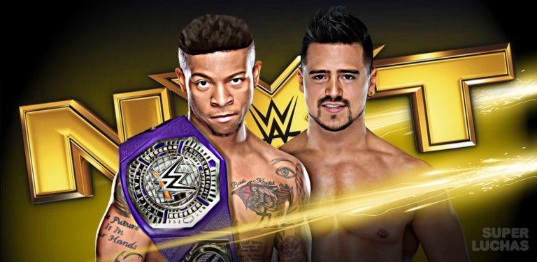 Resultados NXT 13 de noviembre 2019