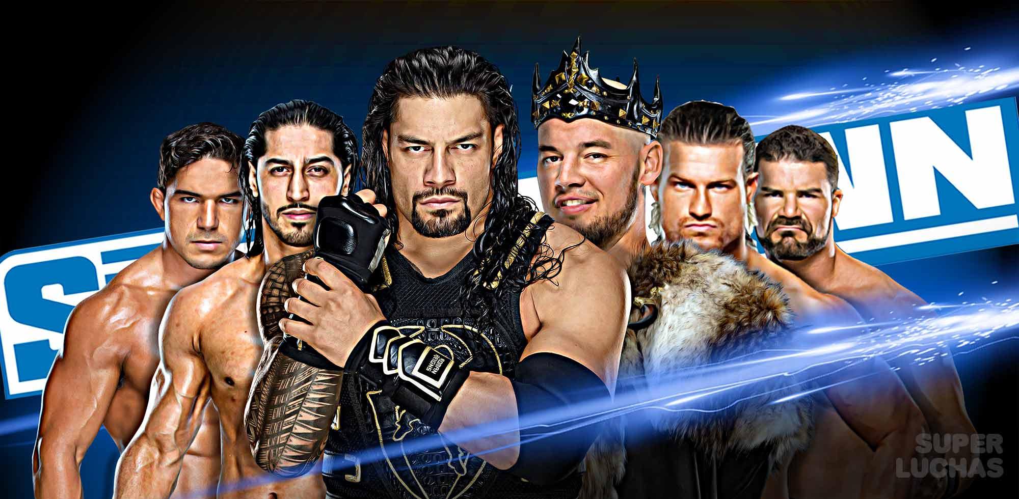 Cobertura SmackDown 22 de noviembre 2019