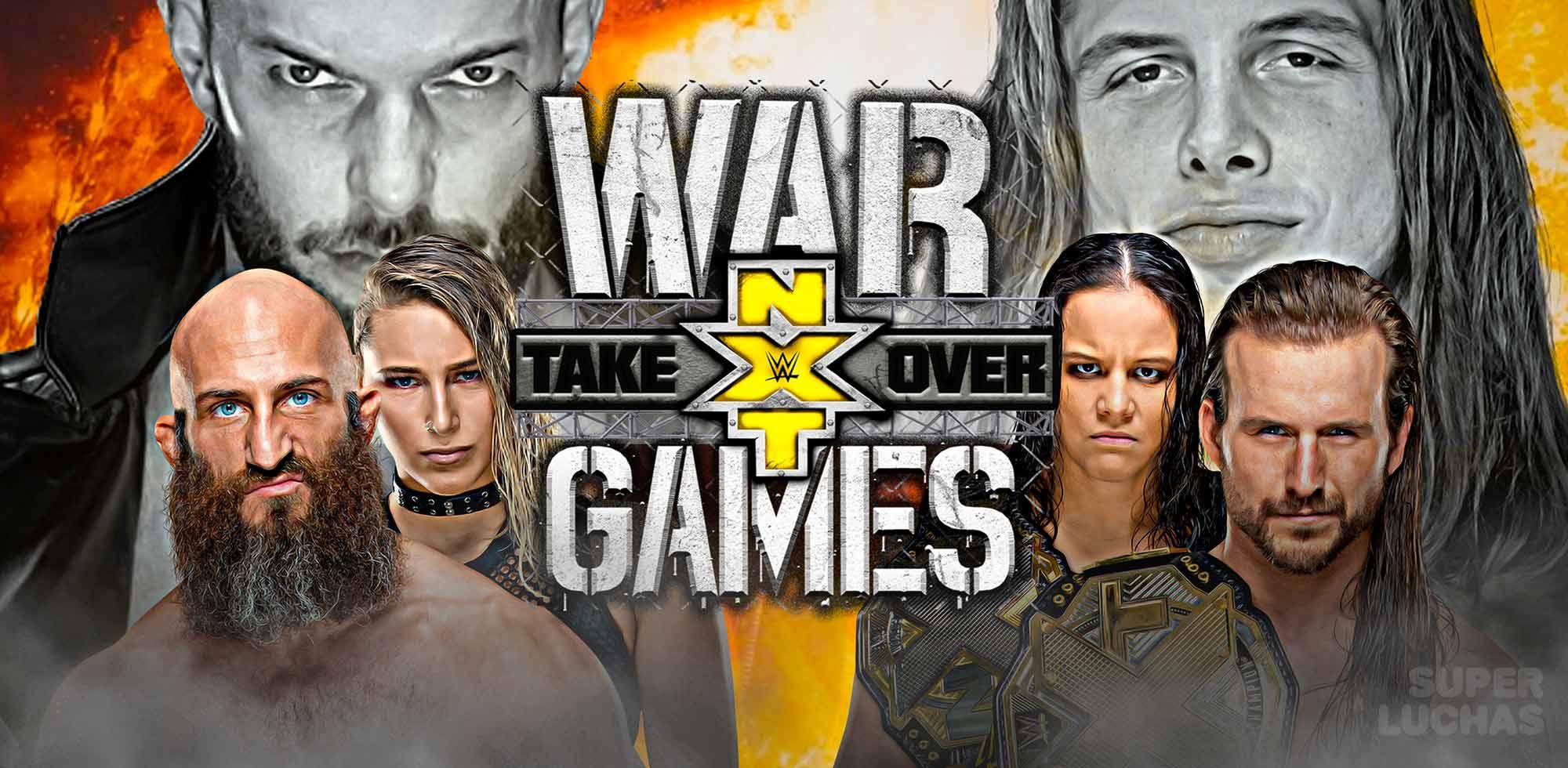 Resultados NXT TakeOver: WarGames 2019