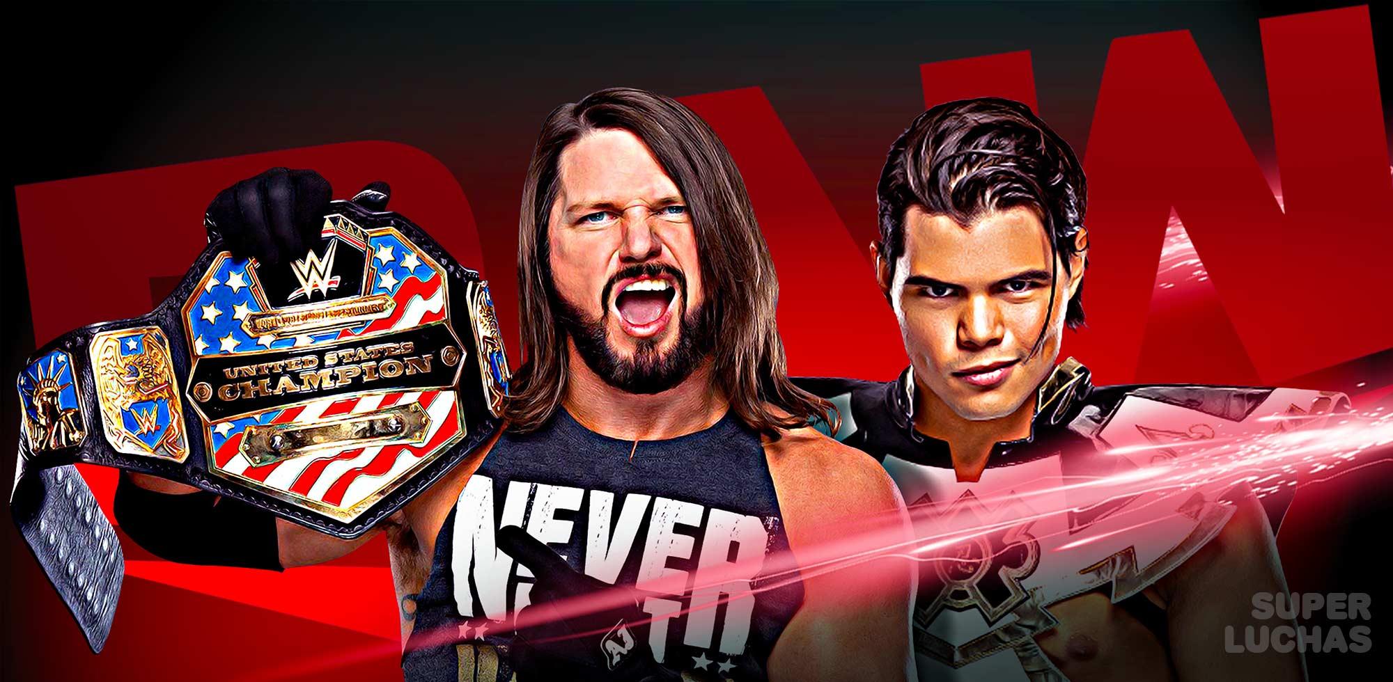 Resultados Monday Night Raw 25 de noviembre 2019