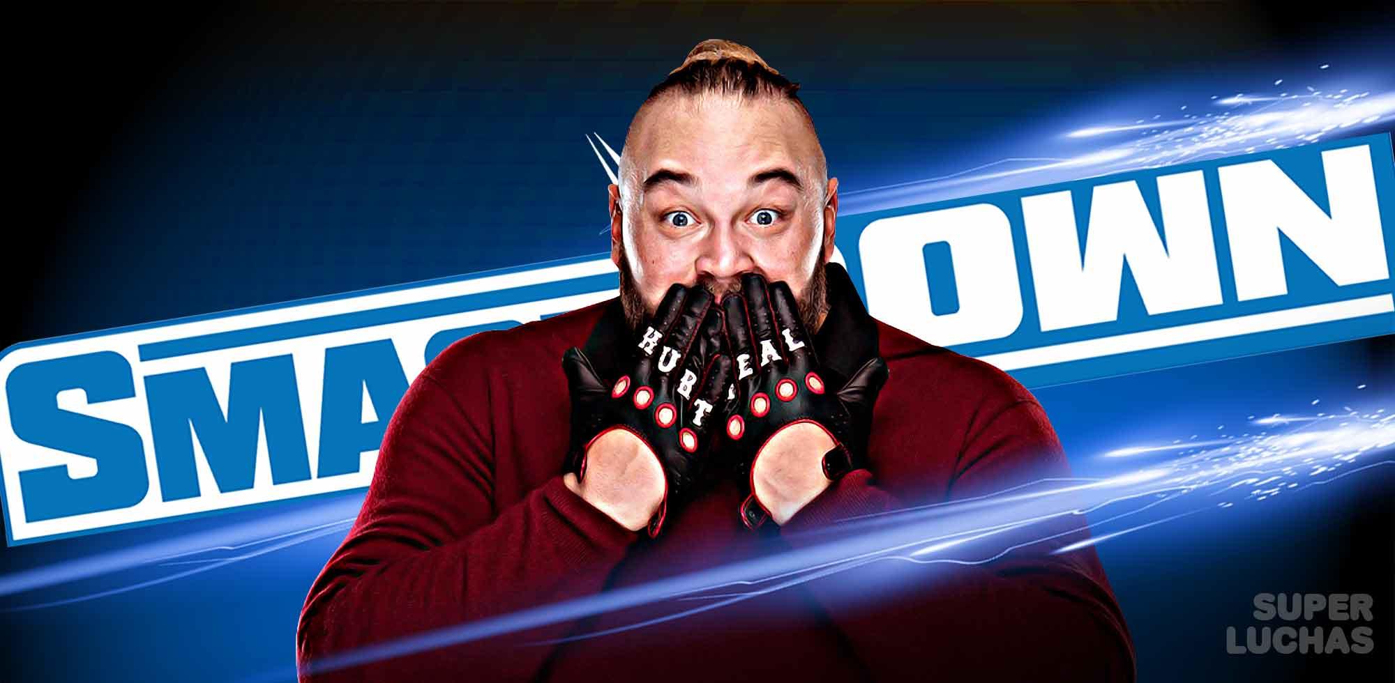 Resultados SmackDown 29 de noviembre 2019