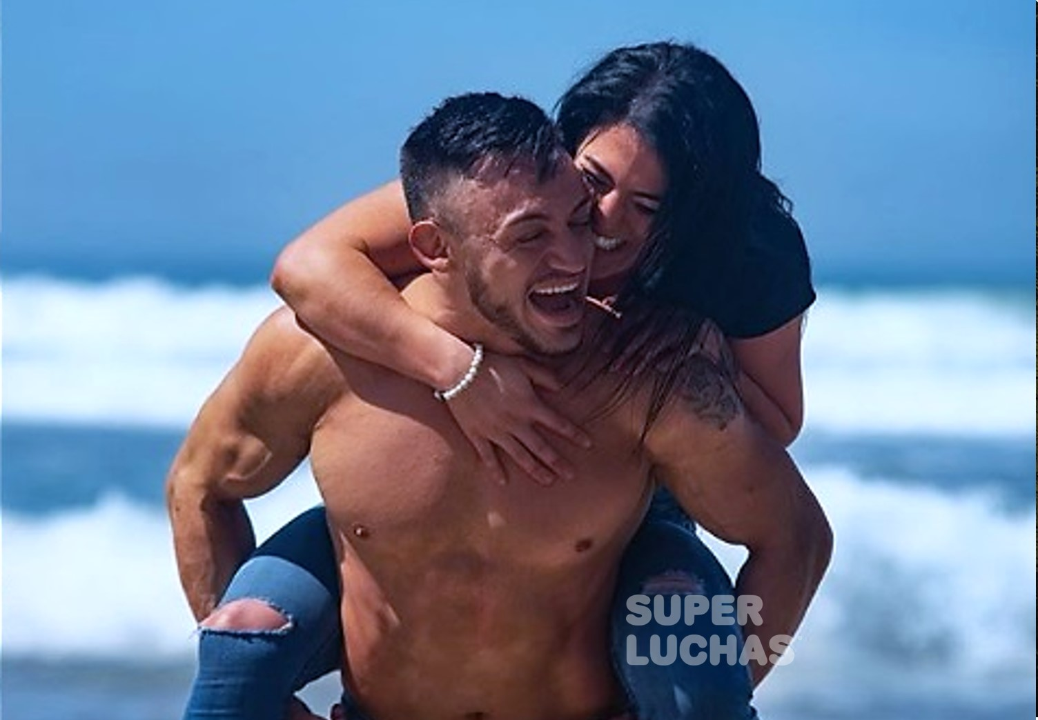 Daga y Tessa Blanchard se comprometen en matrimonio 1