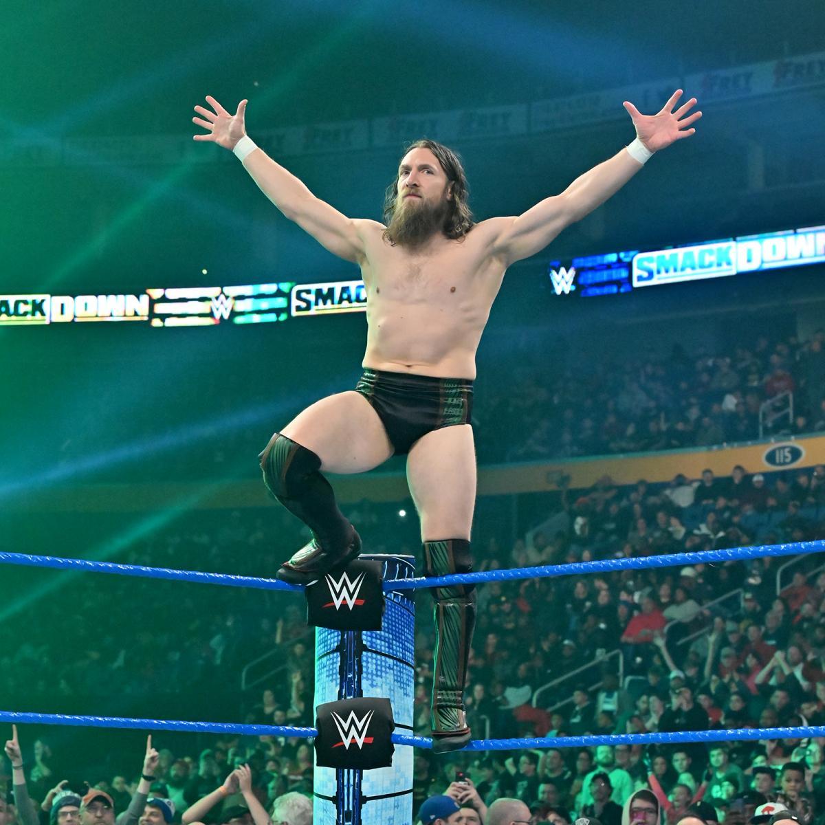 Motivo de la salida de Daniel Bryan de TLC 2019