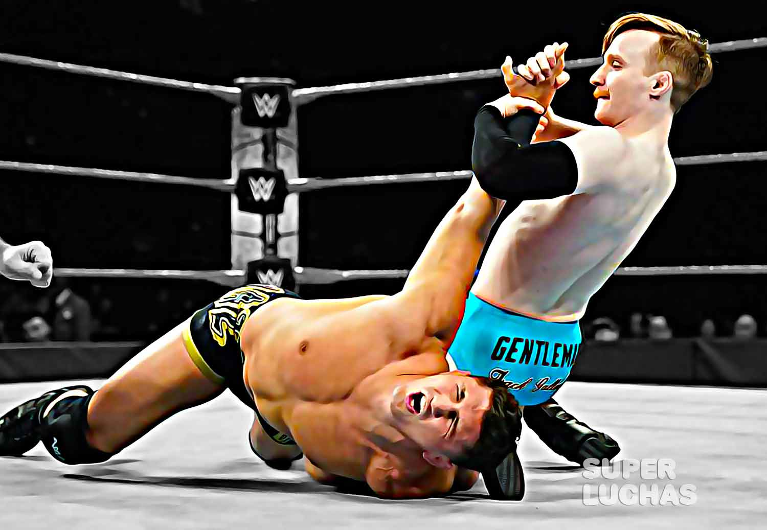 Jack Gallagher vs. Ray Jazikoff