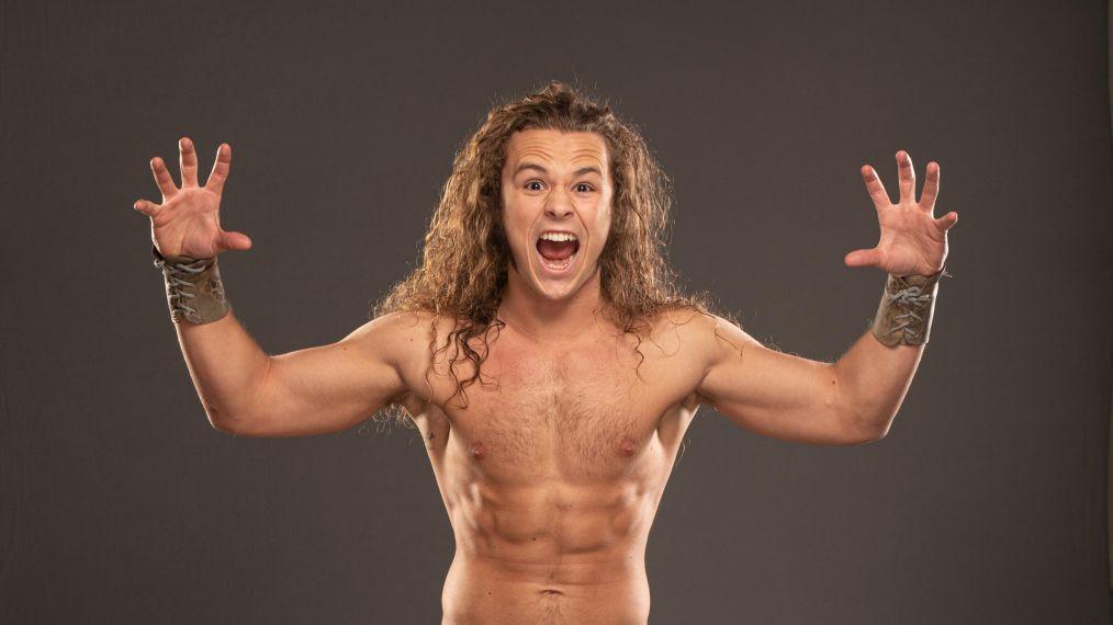 Jungle Boy en WWE