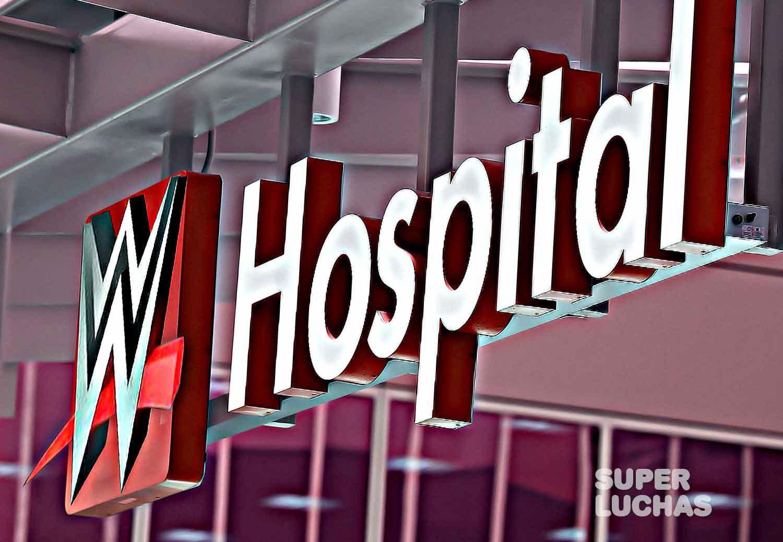 Lesionados WWE | Hospital WWE