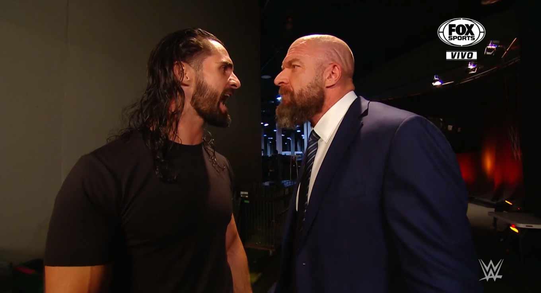 WWE RAW (4 de noviembre 2019) | Resultados en vivo | ¡Invasión NXT! 8