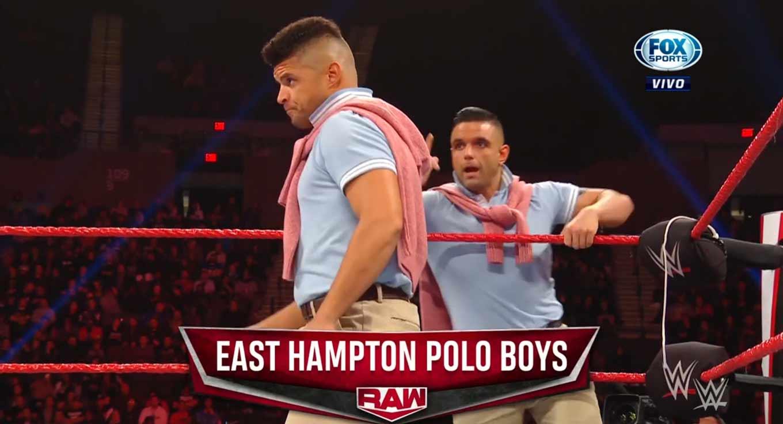 WWE RAW (4 de noviembre 2019) | Resultados en vivo | ¡Invasión NXT! 30