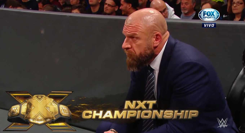 WWE RAW (4 de noviembre 2019) | Resultados en vivo | ¡Invasión NXT! 34