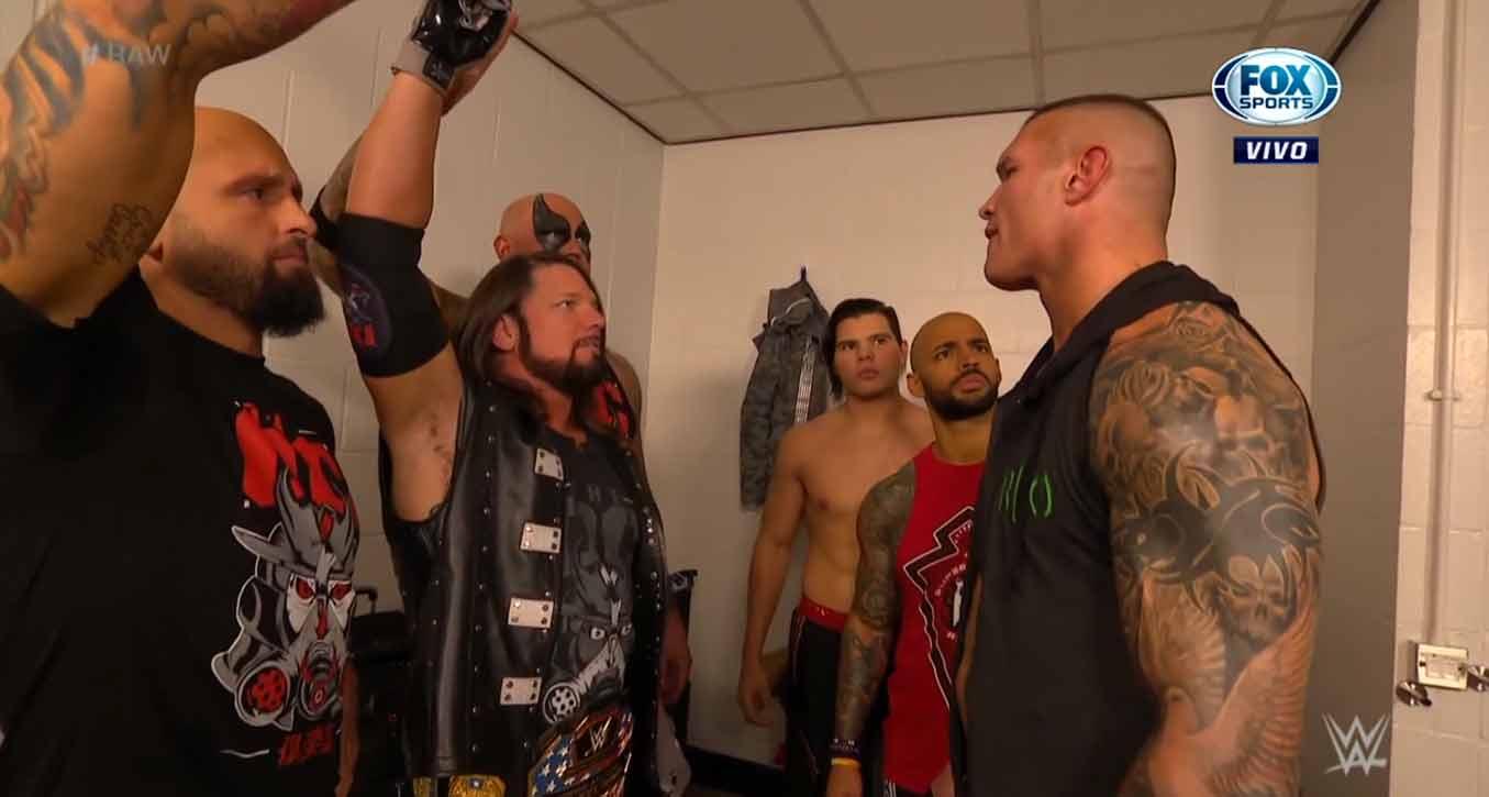 WWE RAW (11 de noviembre 2019) | Resultados en vivo | Se define el Team Raw 2