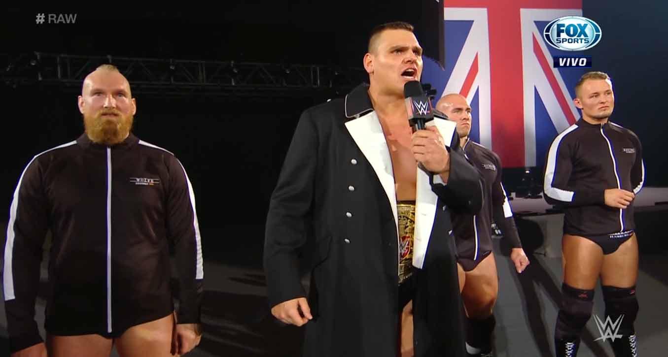 WWE RAW (11 de noviembre 2019) | Resultados en vivo | Se define el Team Raw 10