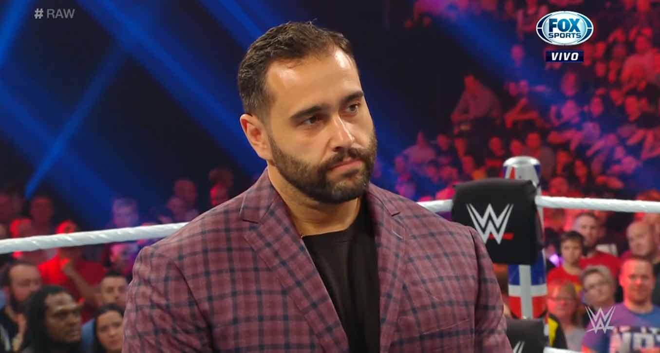 Raw 11 de noviembre 2019