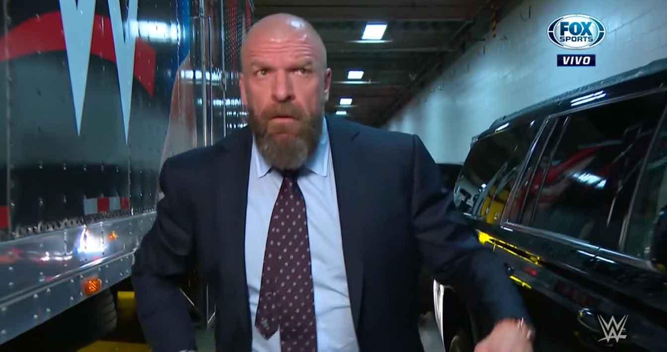 Raw 18 de noviembre 2019
