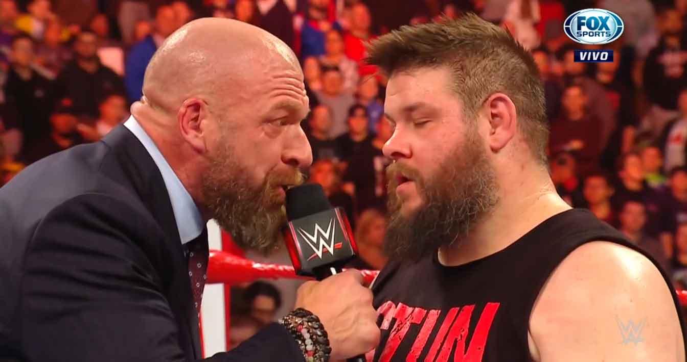 WWE RAW (18 de noviembre 2019) | Resultados en vivo | Seth Rollins vs. Andrade 34